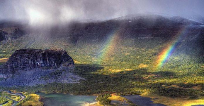 Avrupa'nın En İyi Ulusal Parkları - Sarek