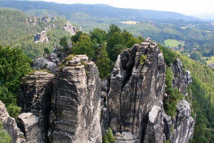 Avrupa'nın En İyi Ulusal Parkları - Saxon
