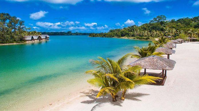 Az Bilinen Tropik Balayı Adaları - Genel