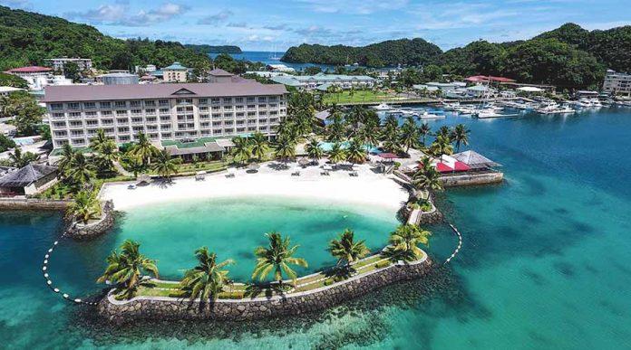 Az Bilinen Tropik Balayı Adaları - Palau