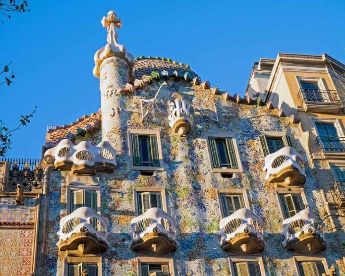 Barcelona Gezi Rehberi - Casa Batllo