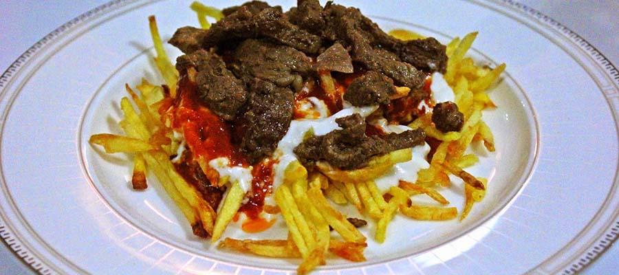 Bodrum Gezi Rehberi - Çökertme Kebabı