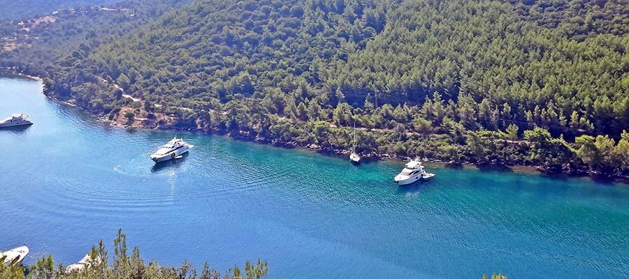 Bodrum Gezi Rehberi - Tekneler