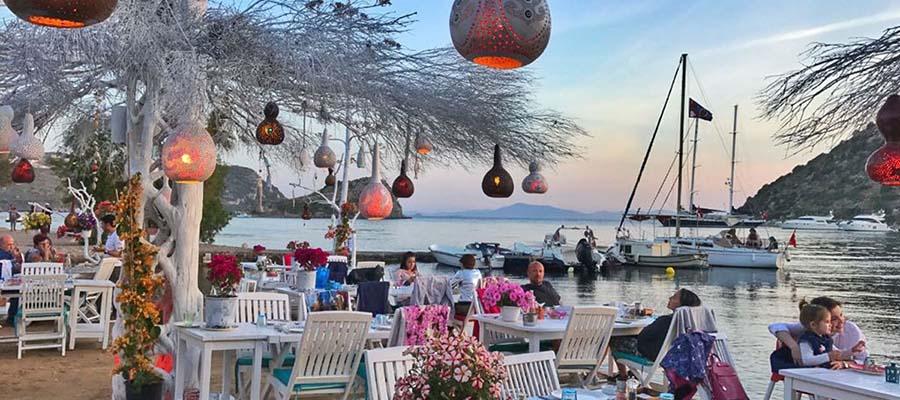 Bodrum Gezi Rehberi - Cafe