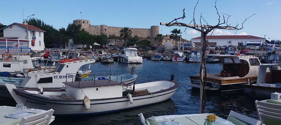 Çanakkale Gezi Rehberi - Bozcaada Liman