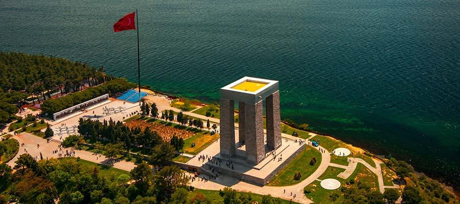 Çanakkale Gezi Rehberi - Manzara