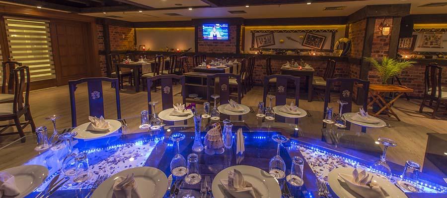 Casinosu En İyi 10 Kıbrıs Oteli - Merit Park Restorant