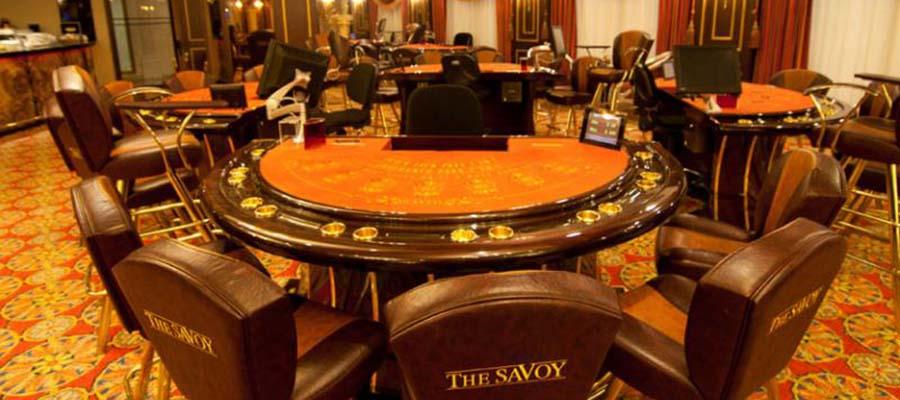 Kıbrıs Bayram Tatili - The Savoy Ottoman Palace Casino