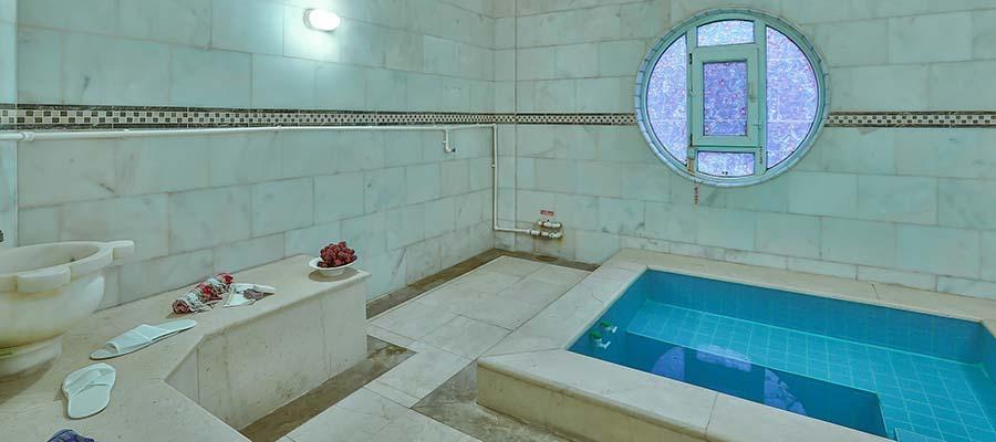 Çiftler İçin Özel Havuzlu Termal Oteller - Dündar Otel Havuz