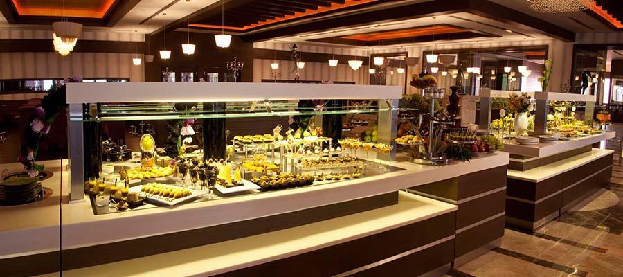 Cratos Hotel Balayı Deneyimi - The Eden Restorant