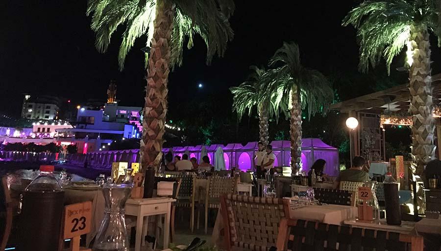 Cratos Hotel Balayı Deneyimi - Alakart Akşam Yemeği