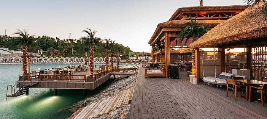 Cratos Hotel Balayı Deneyimi - Cratos Port - İskele