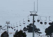 Davraz Kayak Merkezi - Kapak