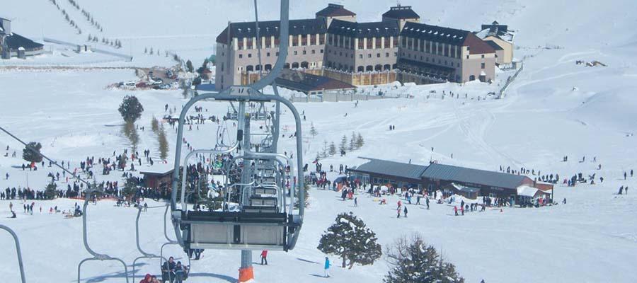 Davraz Kayak Merkezi - Lift