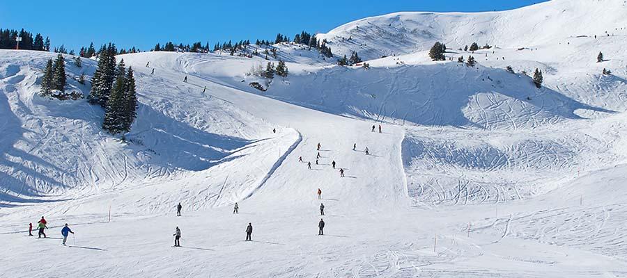 Davraz Kayak Merkezi - Pistler