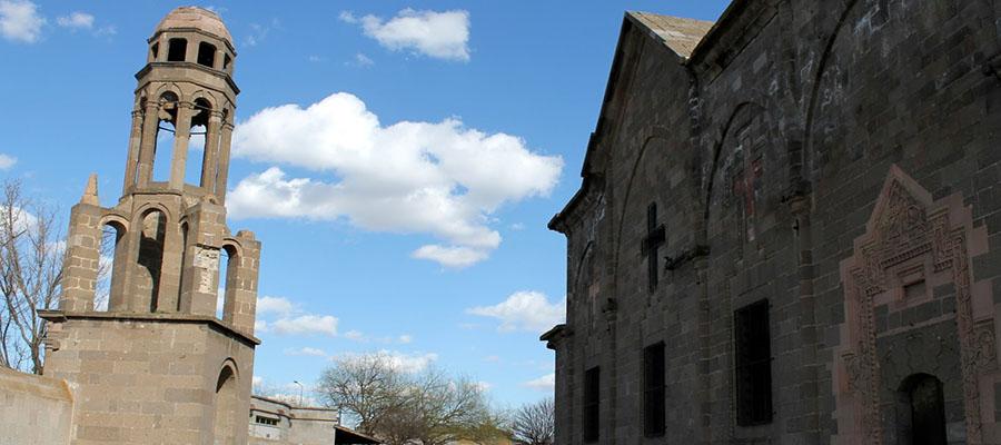 Derinkuyu Yeraltı Şehri - Kilise