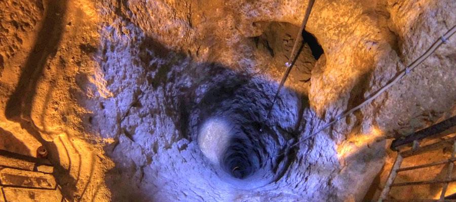 Derinkuyu Yeraltı Şehri - Tüneller