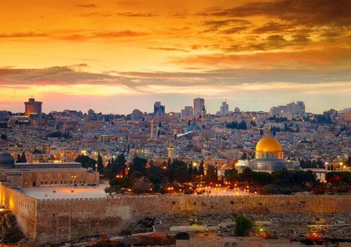 En Eski Şehirler - Kudüs