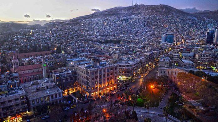 En Eski Şehirler - Şam