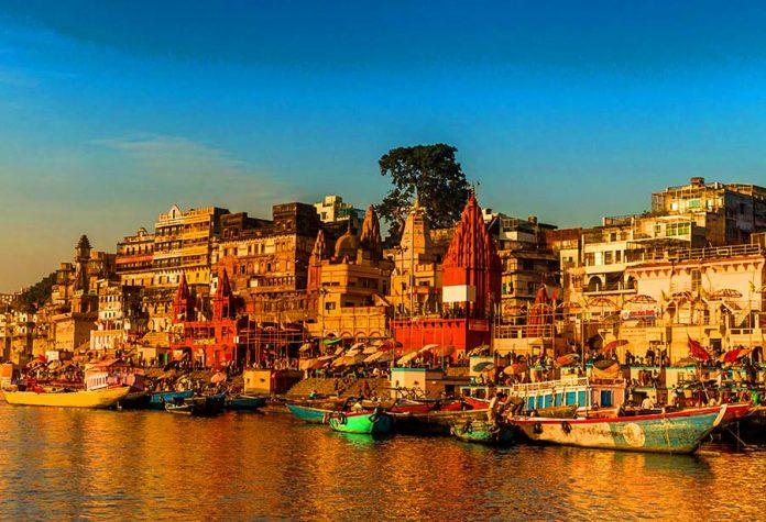 En Eski Şehirler - Varanasi
