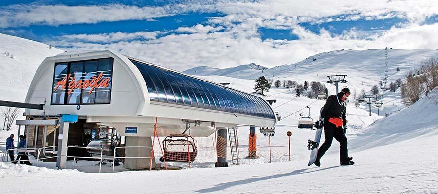 Türkiye'nin En İyi 10 Kayak Oteli - Ağaoğlu My Mountain Pist