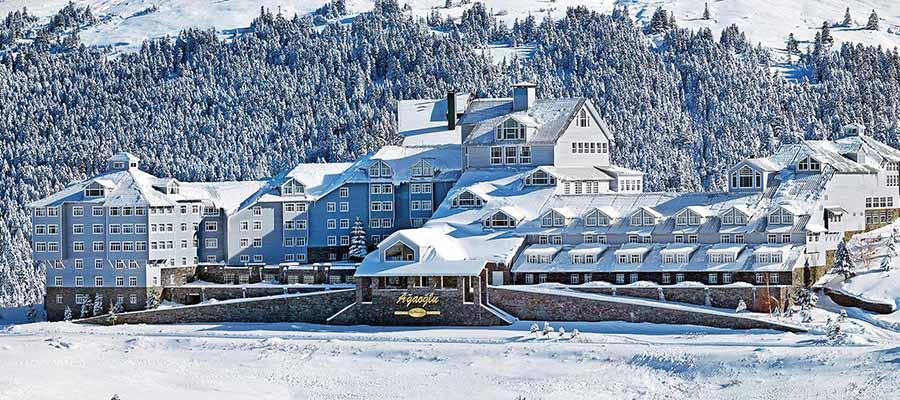 Türkiye'nin En İyi 10 Kayak Oteli - Ağaoğlu My Mountain