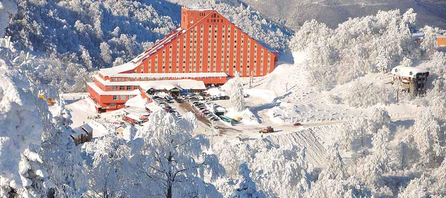 Türkiye'nin En İyi 10 Kayak Oteli - Green Park Kartepe