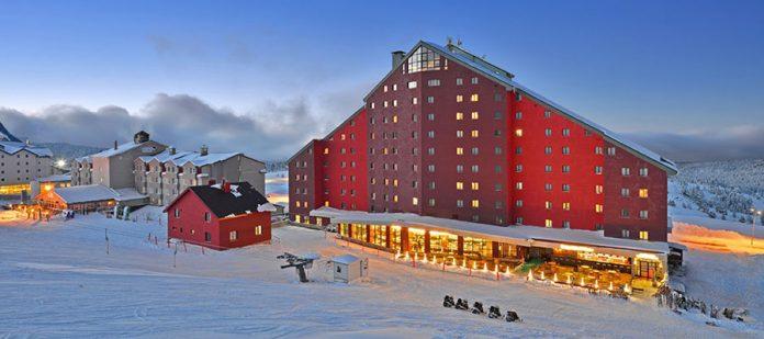 Türkiye'nin En İyi 10 Kayak Oteli - Karinna Hotel