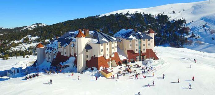 Türkiye'nin En İyi 10 Kayak Oteli - Monte Baia