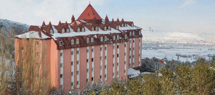Türkiye'nin En İyi 10 Kayak Oteli - Palan Hotel