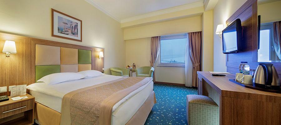 Türkiye'nin En İyi 10 Kayak Oteli - Palan Hotel Oda