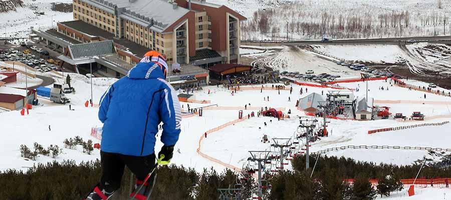 Türkiye'nin En İyi 10 Kayak Oteli - Sway Hotel Pist