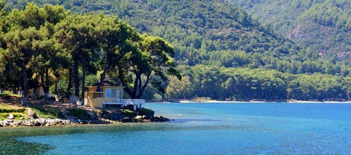 Türkiye'nin En Sakin Tatil Kasabaları - Güzelçamlı