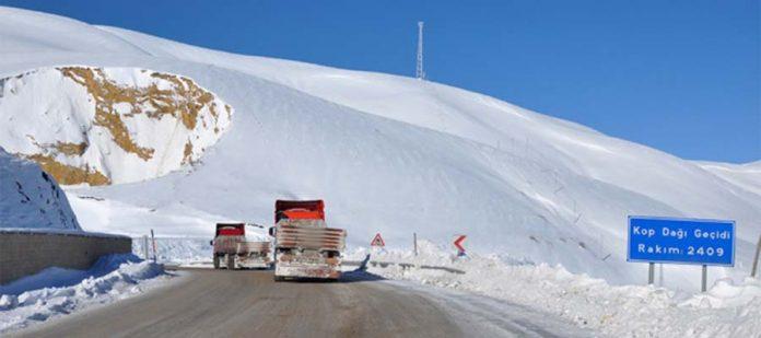 En Tehlikeli Seyahat Yolları - Kop Dağı Geçidi