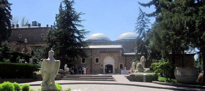 Türkiye'nin En Ünlü Müzeleri - Anadolu Medeniyetler Müzesi