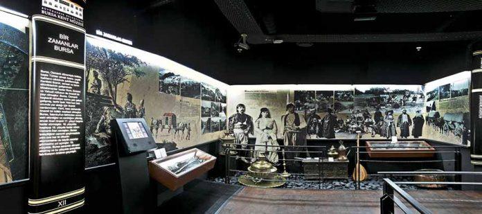 Türkiye'nin En Ünlü Müzeleri - Bursa Kent Müzesi