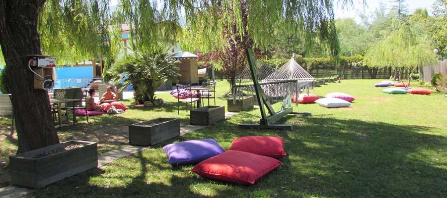 Hafta Sonu Kaçamağı İçin En İyi Sapanca Otelleri - Talia Otel - Bahçe