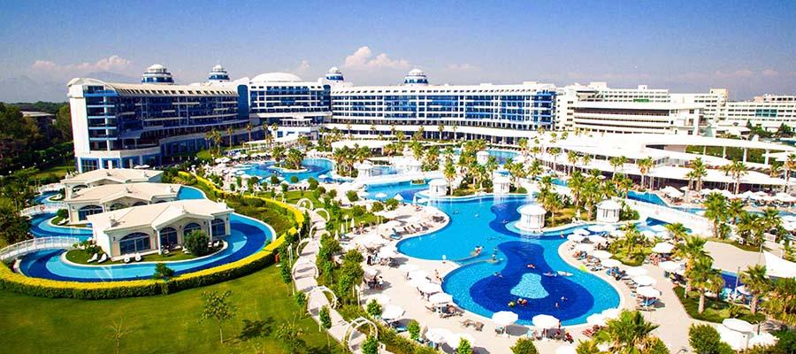 Havuz Bağlantılı Antalya Otelleri - Sueno Deluxe
