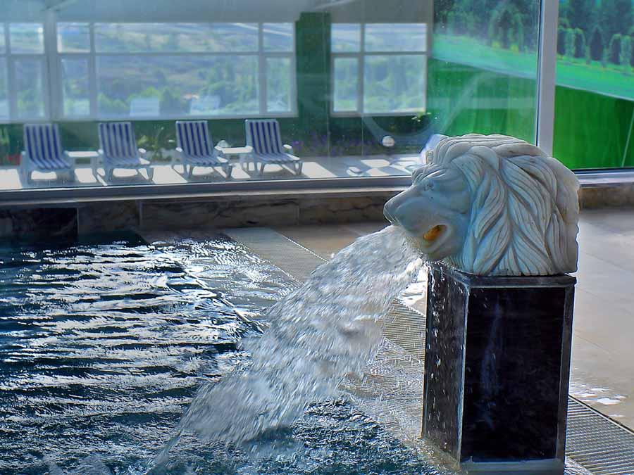 Haymana Kaplıcaları - Termal Havuz