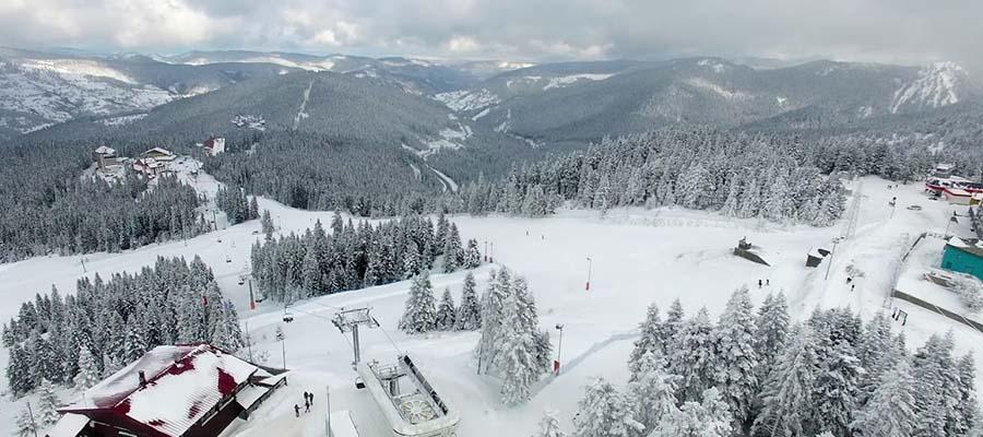 Ilgaz Kayak Merkezi - Konaklama