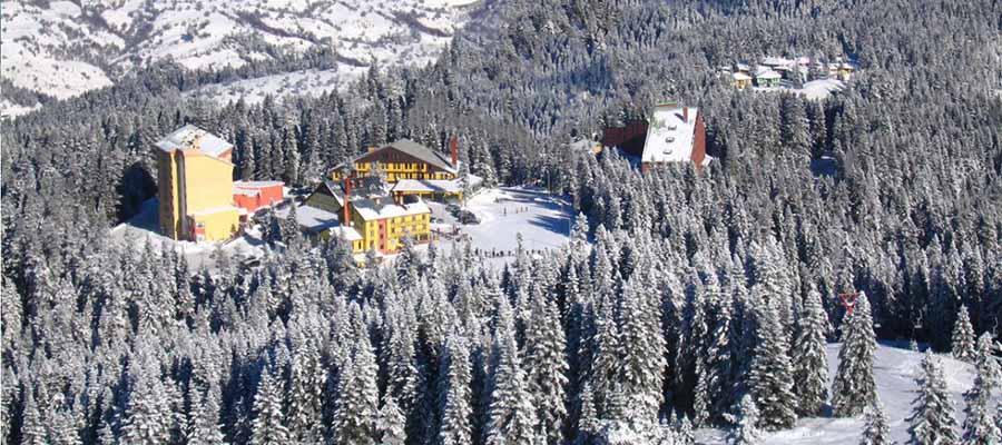 Ilgaz Kayak Merkezi - Milli Park