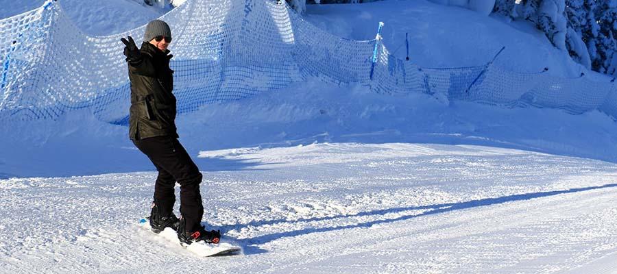 Ilgaz Kayak Merkezi - Snowboard