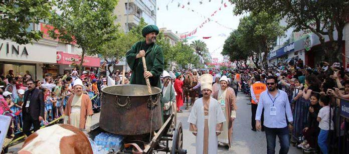 Türkiye'nin En İlginç Festivalleri - Manisa Mesir Macunu Festivali