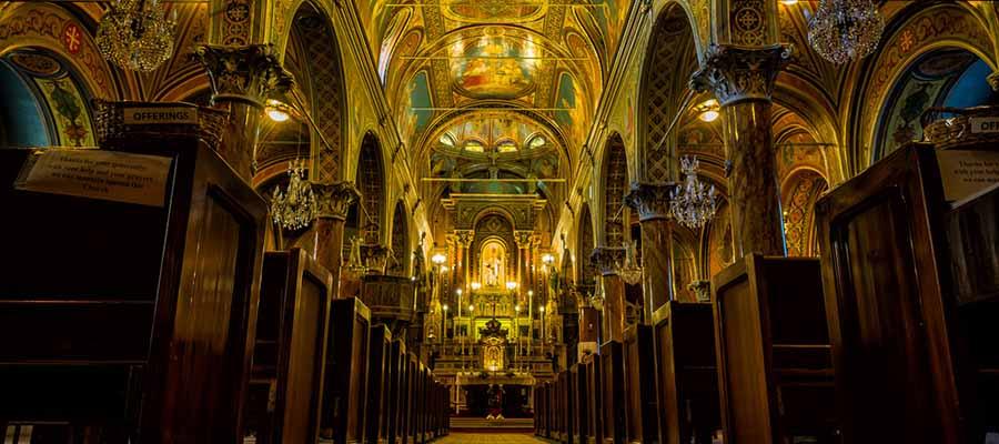 İzmir Gezi Rehberi - Saint Polycarp Kilisesi