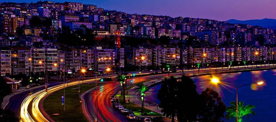 İzmir Gezi Rehberi - Kordon Boyu