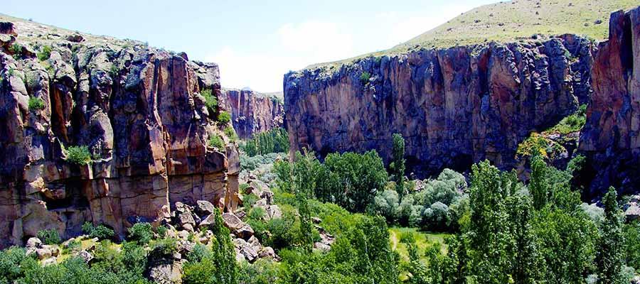 Kapadokya Gezi Rehberi - Ihlara Vadisi
