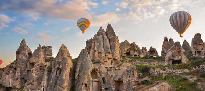 Kapadokya Gezi Rehberi - Peri Bacaları Balon