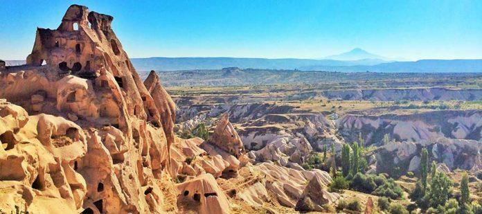 Kapadokya Gezi Rehberi - Peri Bacaları Mevsim