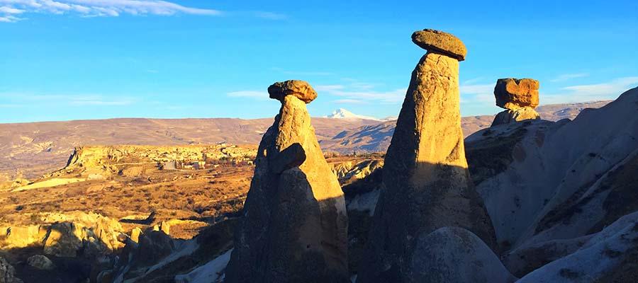 Kapadokya Gezi Rehberi - Peri Bacaları