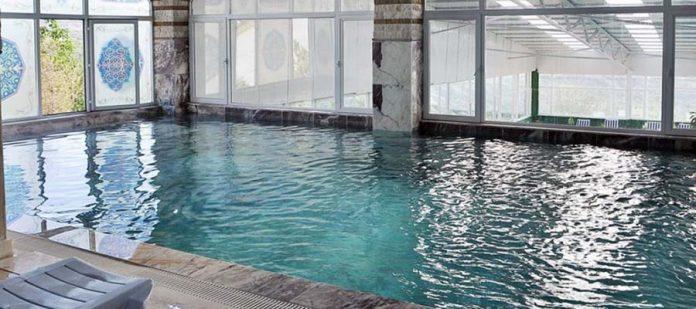 Kaplıcaları Ünlü Şehirle - Haymana Kaplıcaları Termal Havuz